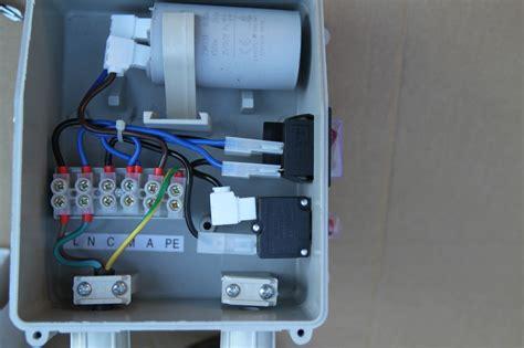 hallmark industries pump control box