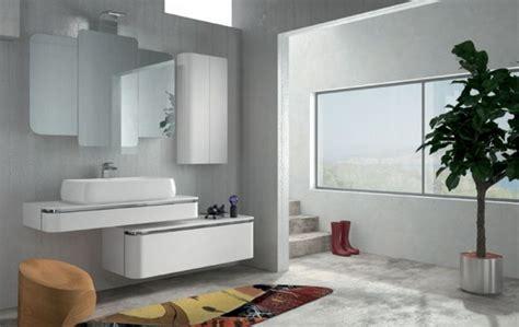 Moderne Badmöbel Design badeinrichtung modern