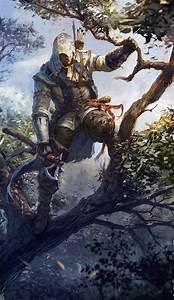 Изображение - Connor Art.jpg | Assassin's Creed Wiki ...