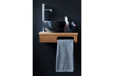 meuble cuisine 20 cm largeur gallery of etagre lave en teck massif x cm with