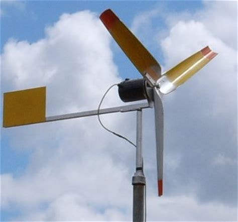 build   wind mill power generator