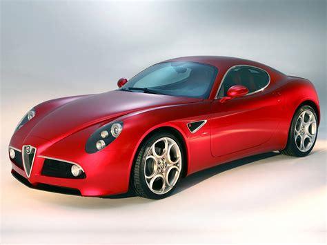 Alfa Romeo Car : 2007 Alfa Romeo 8c Competizione
