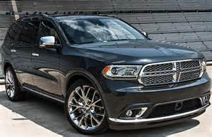 2014 Dodge Durango with 22 Wheels