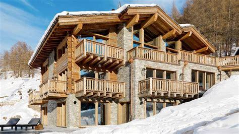 luxury chalet for rent in zermatt with scenic matterhorn views