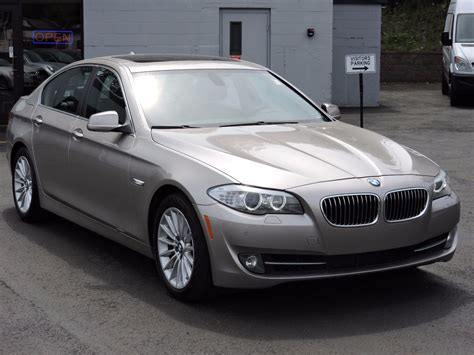 Used 2011 Bmw 535i Xdrive Special Edition At Auto House