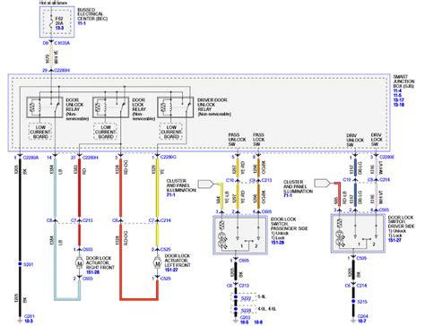 Electric Wiring Diagram Ford Mustang 2009 by I A 2007 Ford Mustang And The Windows Do Not Work