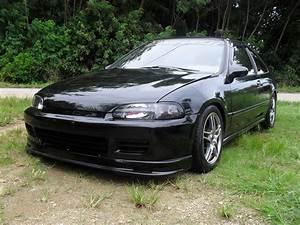 Etec Ryder 1995 Honda Civicex Coupe 2d Specs  Photos