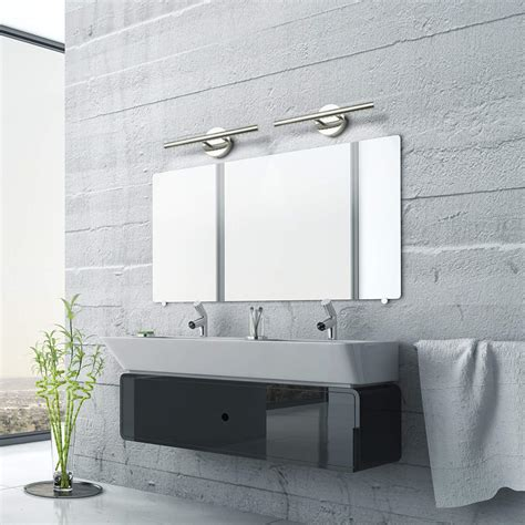 Bathroom Light Fixture With On Switch by Led Bathroom Vanity Light Fixtures With On Switch