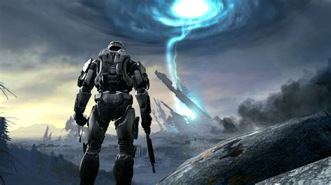 Master Chief Desktop Background 3840x2160 Halo Game Artwork In 4k 4k Hd 4k Wallpapers Images Backgrounds Photos And Pictures