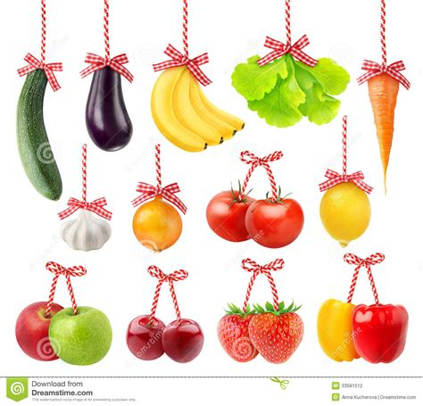 fruits  vegetables  christmas decoration stock photo