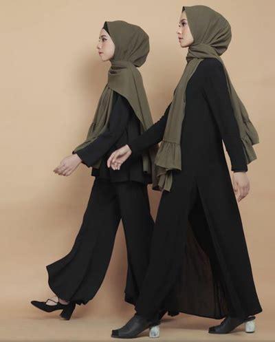 paduan warna baju   cocok  hijab warna