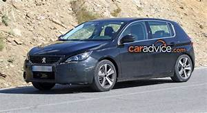 Peugeot 308 2017 : 2017 peugeot 308 facelift spied photos 1 of 9 ~ Gottalentnigeria.com Avis de Voitures