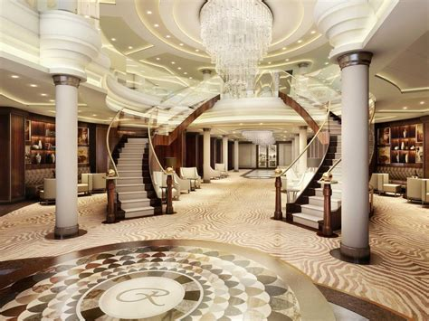 Most Luxurious Cruise Ship