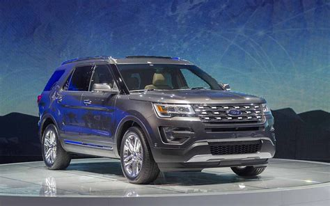 ford everest front view design pictures automotive