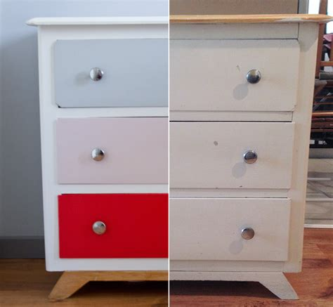 idee peinture chambre fille ma commode relookée mes petites puces