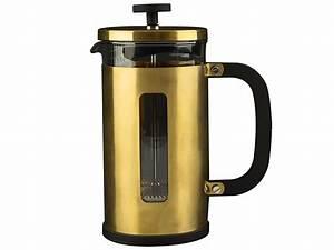 Machine À Café À Piston : cafeti re piston la cafeti re pisa gold 0 35l 3 tasses cafeti res piston caf s querry ~ Melissatoandfro.com Idées de Décoration