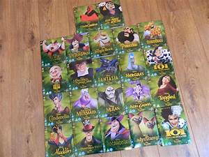 Disney Maleficent Villains DVDBlu Ray Collection