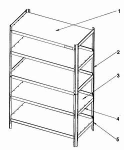 Craftsman Shelf Unit Parts