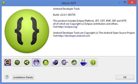 android development kit eclipse or android studio so called adt adk ide or sdk
