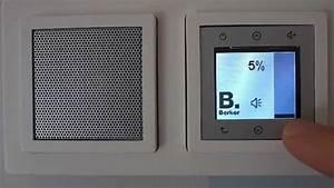 Berker Unterputz Radio : berker unterputz radio touch youtube ~ Udekor.club Haus und Dekorationen
