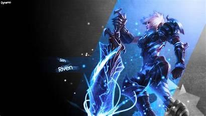 Riven Wallpapers Legends League Desktop Championship Backgrounds
