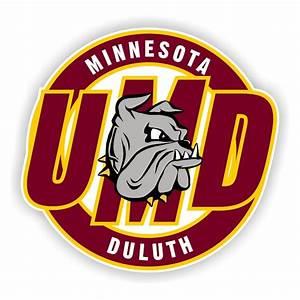Minnesota-Duluth Bulldogs (B) Die-Cut Decal ** 4 Sizes