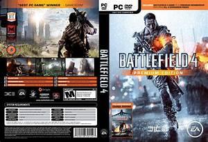 Battlefield 4 PC DVD-Cover by KillerKockie on DeviantArt