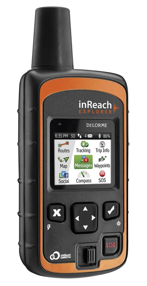 delorme inreach explorer tested yachting world