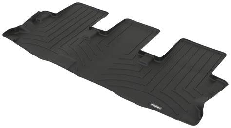 weathertech floor mats toyota highlander 2017 2017 toyota highlander floor mats weathertech
