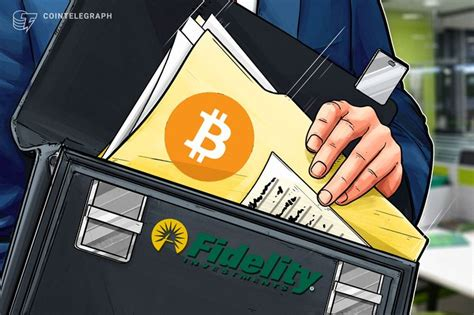 bitcoin services report fidelity sets march launch date for bitcoin