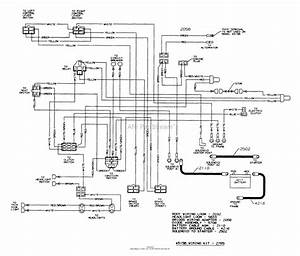 Dixon Ztr 4515b  2000  Parts Diagram For Wiring