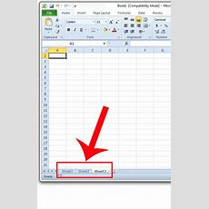 What Is The Difference Between A Worksheet And A Workbook In Excel 2010  Solve Your Tech