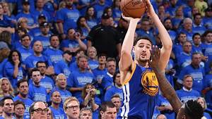Klay Thompson hits playoff-record 11 3s, says he should've ...