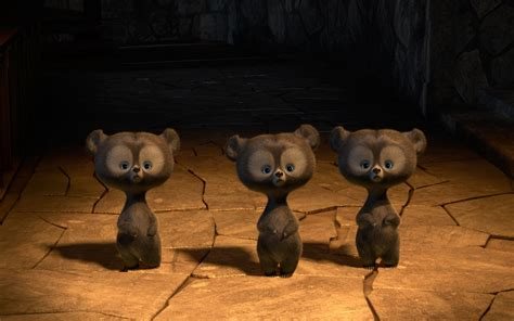 Brave Triplets Bears Wallpapers in jpg format for free ...
