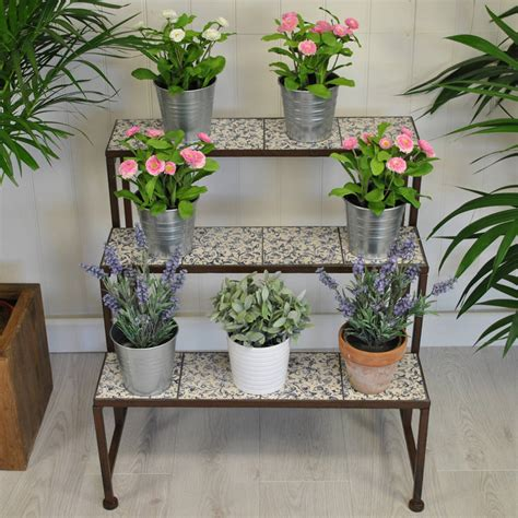 Tiered Plant Stand Ideas — The Homy Design. Gray And White Bathroom. Circus Furniture. Bathroom Renovation Cost. Hickory Furniture. Table Lamp. Garage Design. State College Distributor. Faux Fur Footstool