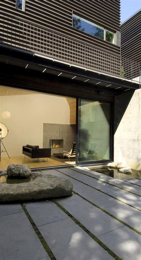 courtyard house modern house designs