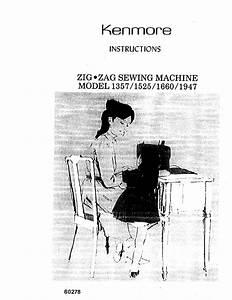 Kenmore Sewing Machine 1947 User Guide