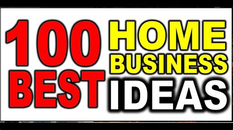 home business ideas  strong   youtube