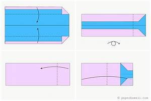 Easy Origami Wallet Instructions