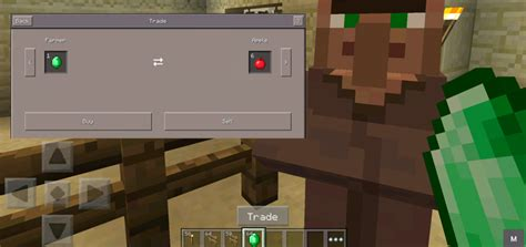 Villager Trading Mod  Minecraft Pe Mods & Addons