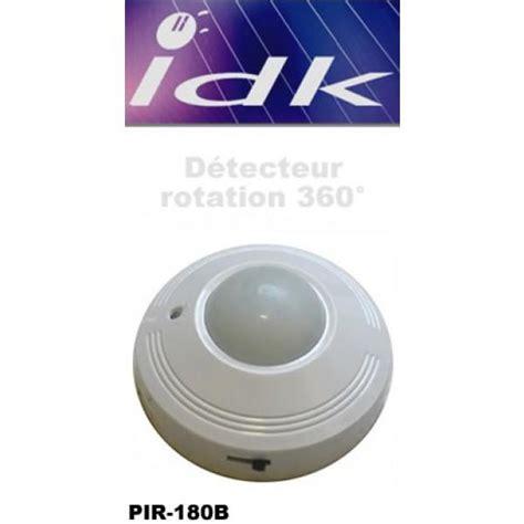 eclairage interieur avec detecteur de presence d 201 tecteur de pr 201 sence int 201 rieur 201 clairage blanc idk pir 360b comparer les prix de d 201 tecteur de