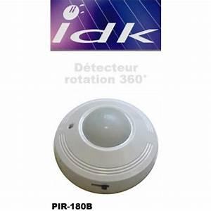 Detecteur De Presence Interieur : d tecteur de pr sence int rieur clairage blanc idk pir ~ Dailycaller-alerts.com Idées de Décoration