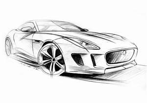 3D Car Pencil Sketches - Drawing Of Sketch