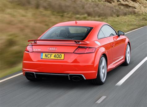 Audi Tt Rs Coupe Review 2019 Parkers