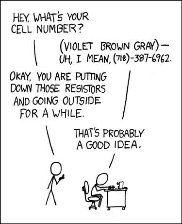 xkcd color codes