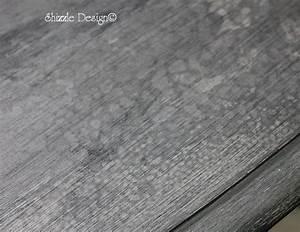 Shizzle Design How I Created A Faux Zinc Finish