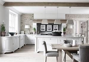 Photo De Cuisine : notre s lection de cuisines de r ve elle d coration ~ Premium-room.com Idées de Décoration