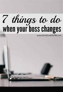 Just Got A New Boss  Here Are 7 Things To Do When Your