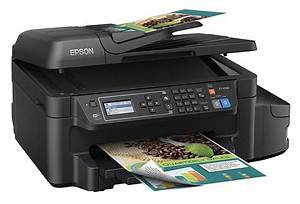 epson workforce et 4550 ecotank all in one printer slide With automatic document feeder printer