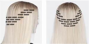 Placement Of Tape-in Extensions On Side Of Head